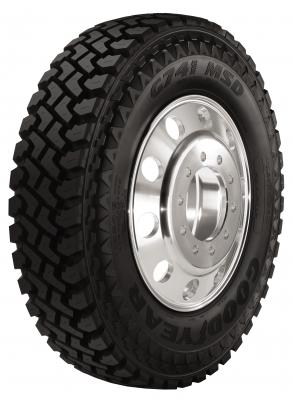 G741 MSD Tires